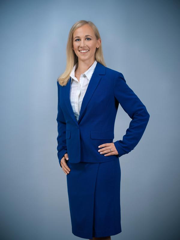 Dr. Andrea Kaspar | Rechtsanwaltsanwärterin