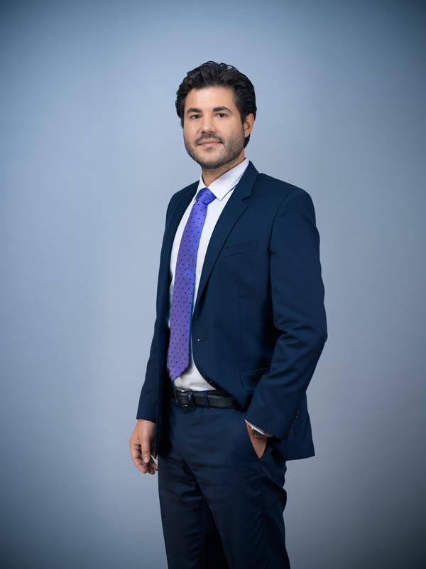Mag. Maximilian Ladbon | Rechtsanwaltsanwärter